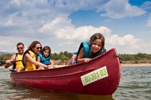 el mejor camping en Madrid para niños