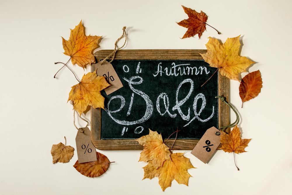 Rebajas de otoño