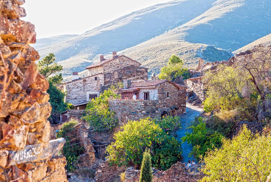 Pueblos de la Sierra de Madrid