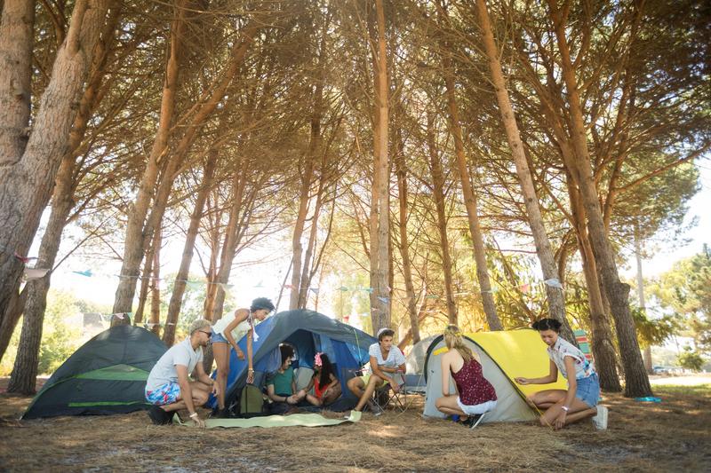 Qué llevar para ir de camping